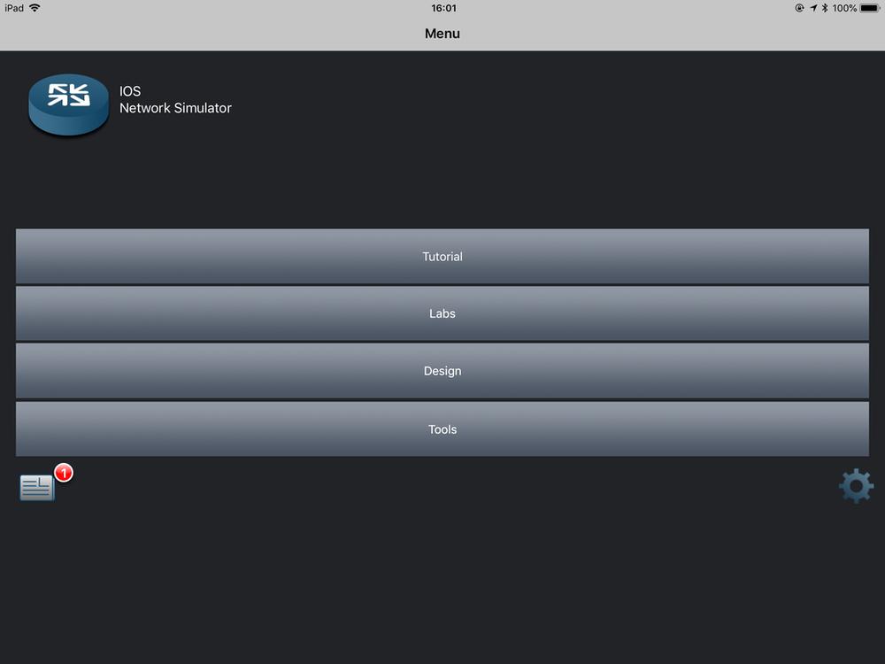 iOS Network Simulator