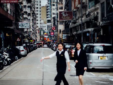 在地化的香港