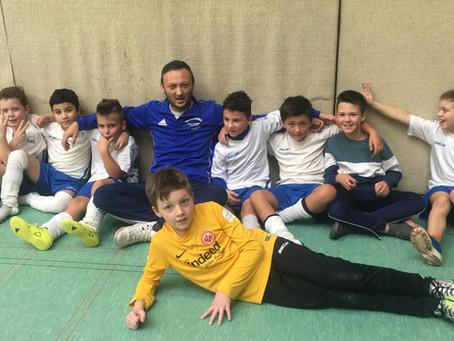 F-Jugend  -  Zwei Turniersiege hintereinander