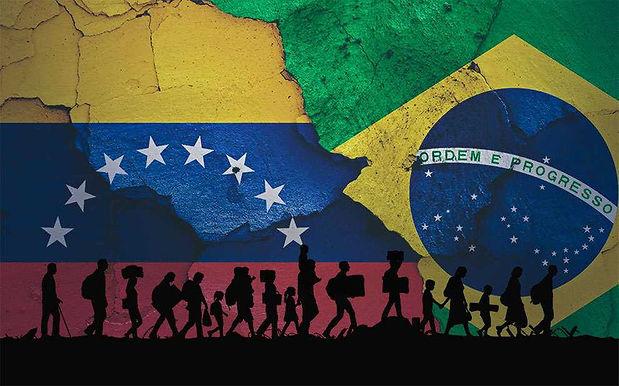 Brasileiros em meio a crise venezuelana