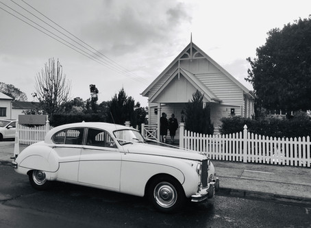 A Car fit for a Country Chapel!