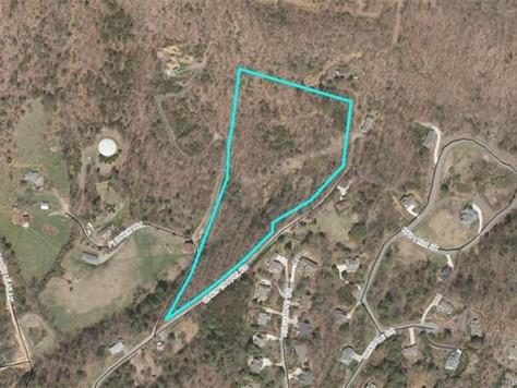 Union Chapel Road, Weaverville - 10 acres!