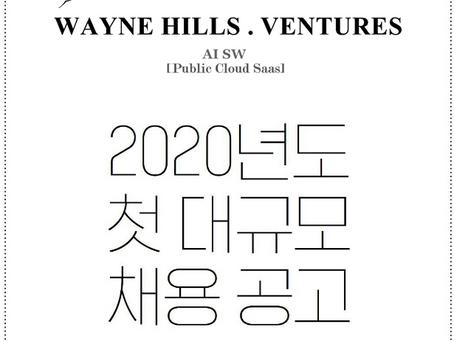 2020 Wayne Hills Ventures . Recruit