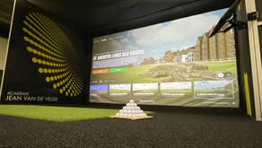 L'académie Jean Van de velde au golf international de Roissy.