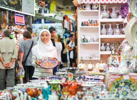 Sydney: Paddy's Markets