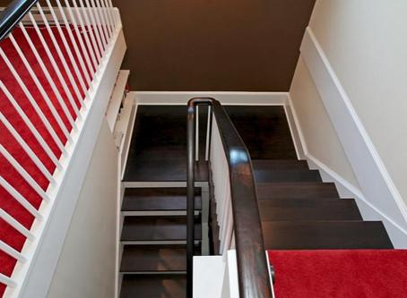 Finished Attics, Part 2: Stairs & Windows