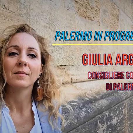 CONVERSAZIONE CON GIULIA ARGIROFFI