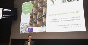 "'Build-in-Wood' European consortium aims to ""take multi-storey timber mainstream"""