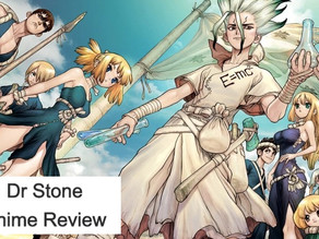 Dr Stone Anime Review: A Fresh Take On A New World