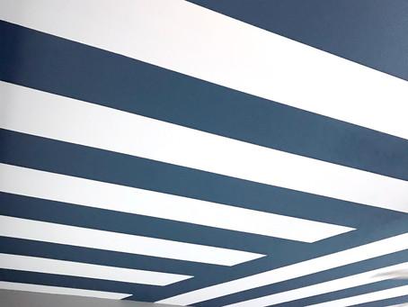 The Way My Walls Wear Stripes