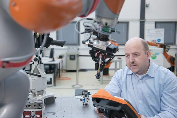 Kollaborative Robotik
