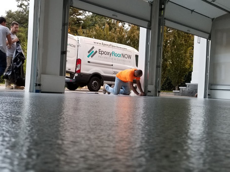 7 Reasons to get an Epoxy Flooring in your garage