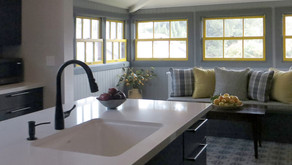 A Home's Renovation and Connection to Napa's Malfatti