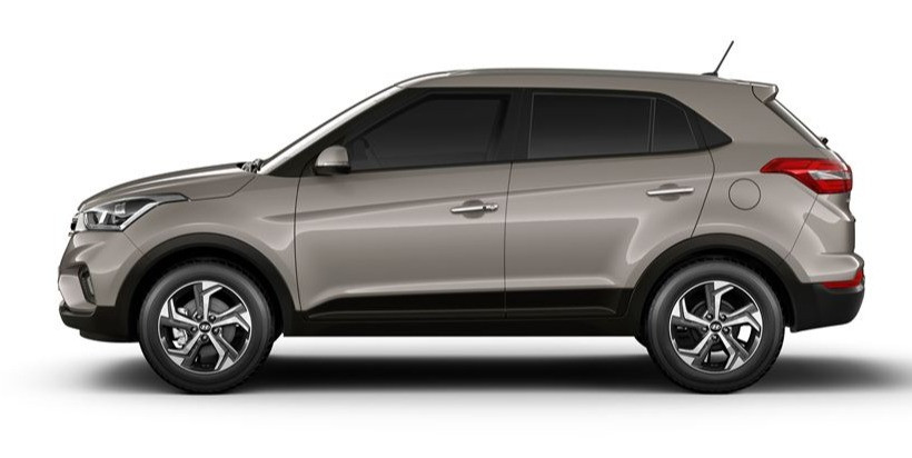 Hyundai Creta ganha versão Limited para a motorização 1.6