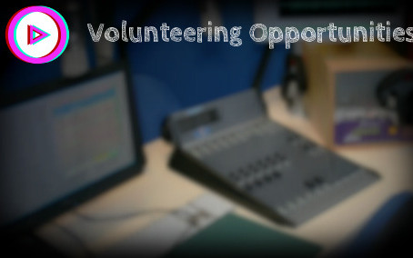 Volunteers / Presenters Required For A New Local Community Radio Station Based In Leek.