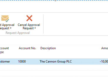 """How to manage """"GST on Advance Receipt"""" in NAV 2016 (IN)."""