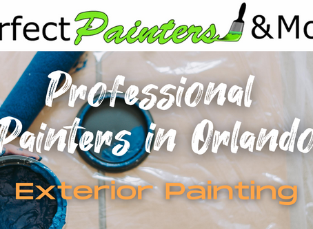 Professional Exterior Painting in Orlando, Florida