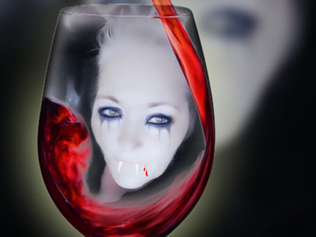 Wine Down and Chill is Bloodthirsty for Merlot