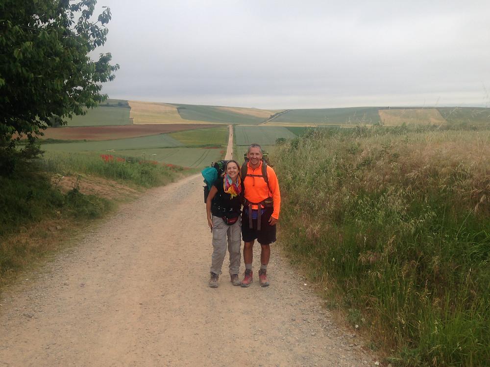 Peregrinação pelo Caminho de Santiago de Compostela, por Solimar Leão e Reinaldo Laterça