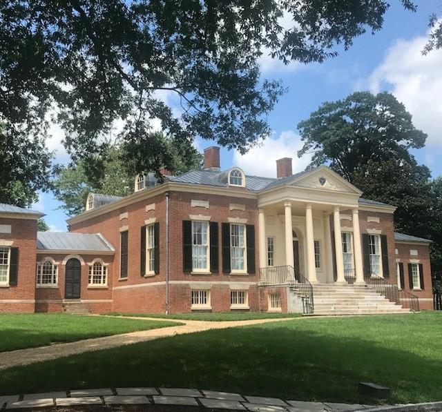 Homewood, east coast architecture, Palladian architecture, Andrea palladio, gary paul, classical architecture, italian villa