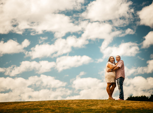 Los Angeles State Historic Park Engagement Session