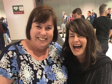 Publisher-Stalker with Catherine Milne!