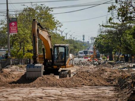 Desde hoy, cierres de vías por trabajos de ampliación de la calle 30