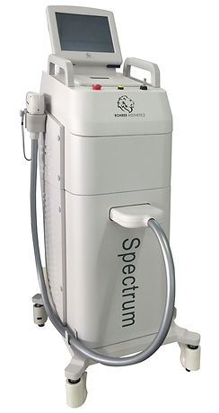 Laser treatment Spectrum laser