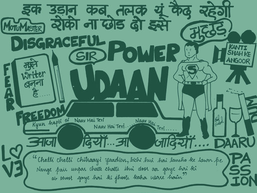 Udaan : The Graceful Flight Of The Disgraced