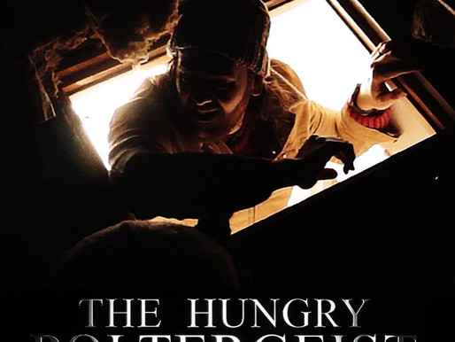 The Hungry Poltergeist short film review