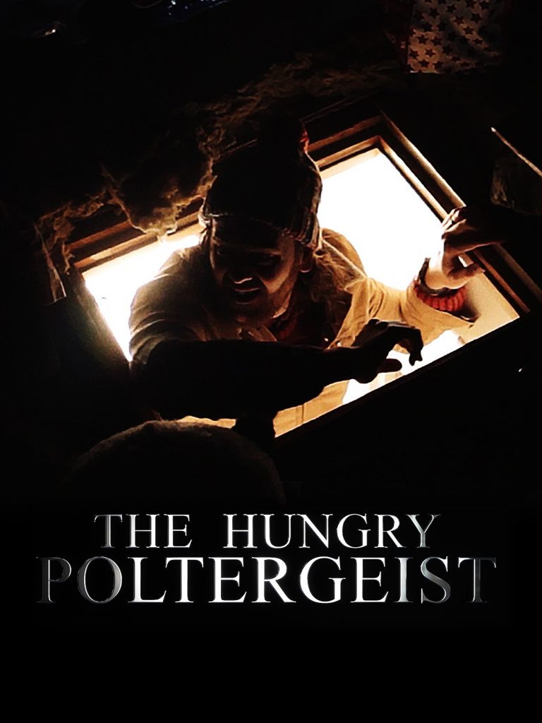 The Hungry Poltergeist short movie poster