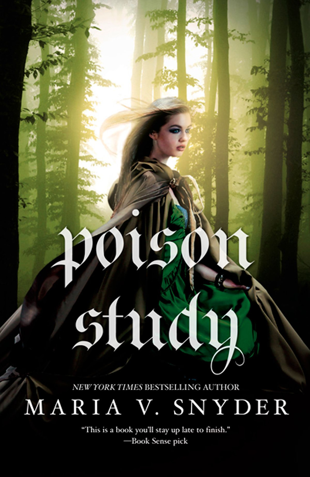 Poison Study by Maria V. Snyder : the book slut book reviews