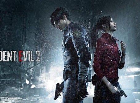 RE 2 Remake: Surviving as Claire Redfield
