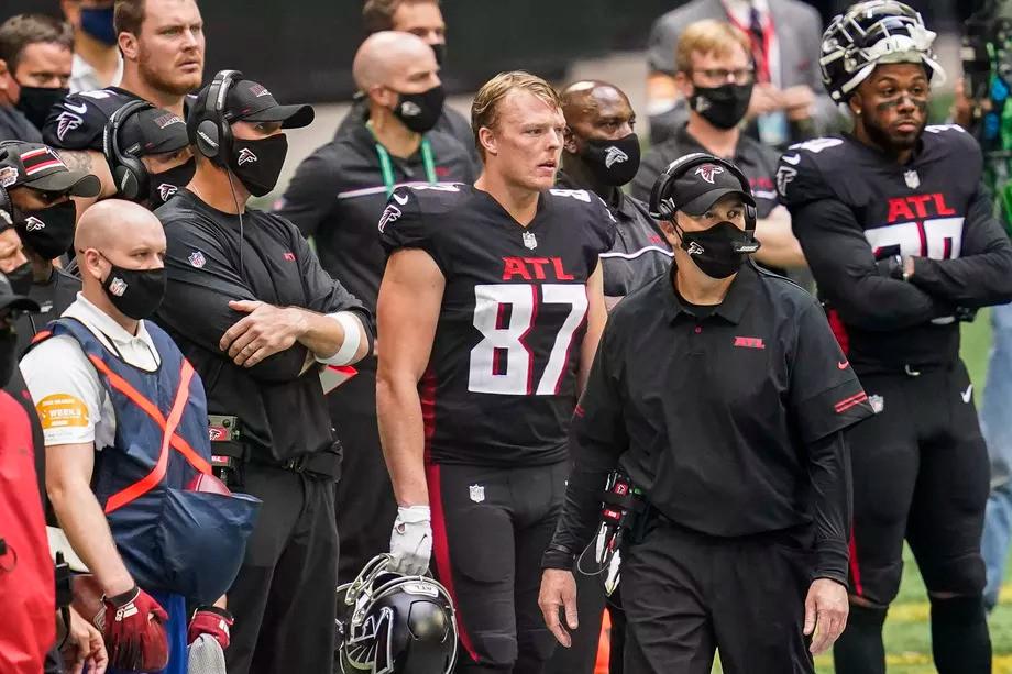 Atlanta Falcons NFL Temporada 2020