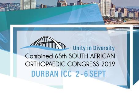 LRS presenting at SAOA 2019 - Durban