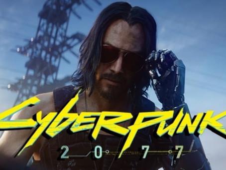 Confessed Arsonist Talks: Cyberpunk 2077  Part 1