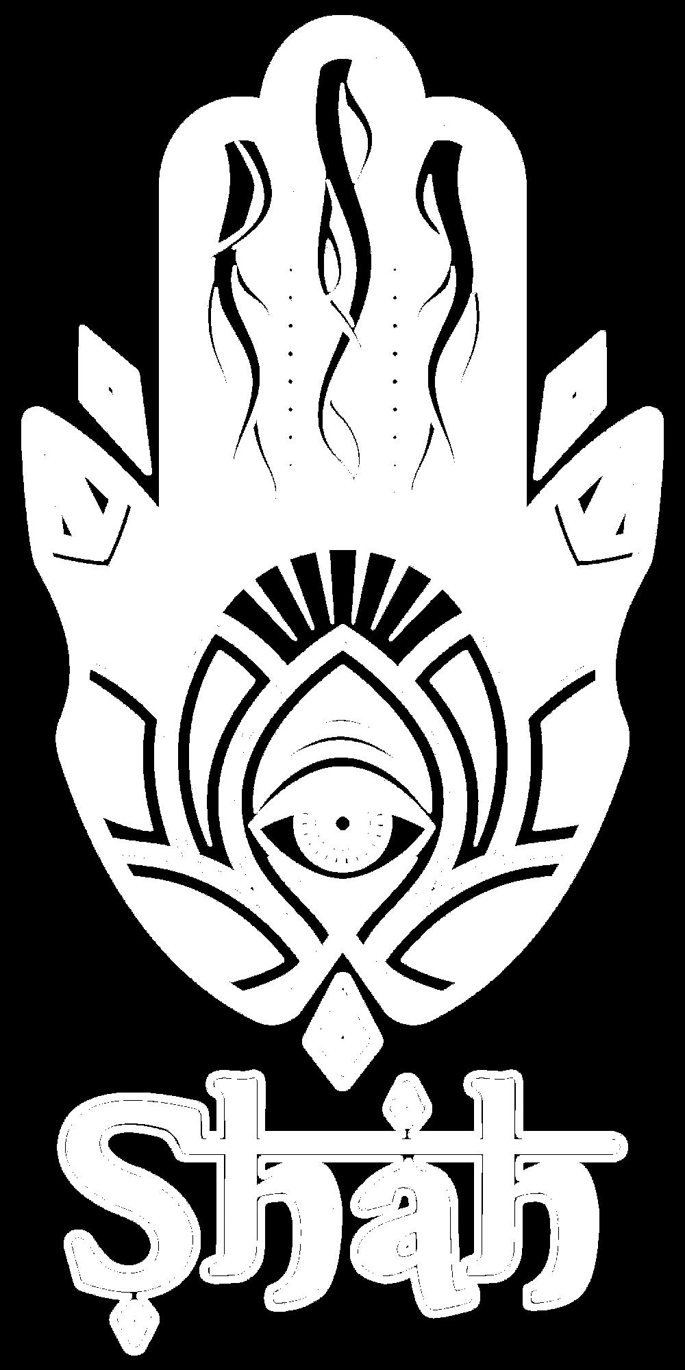 Shah logo, Maya Jevan Illustrations