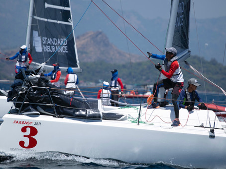 Chairman's Cup Regatta: Breeding the Next Generation of Filipino Sailors
