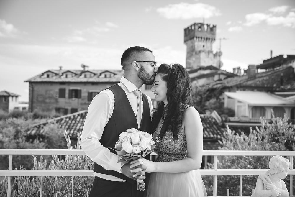 Matrimonio a La Speranzina Relais, Sirmione