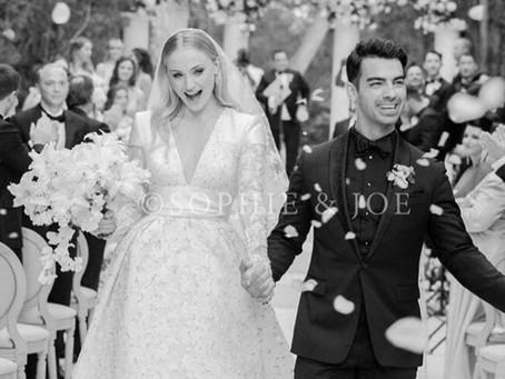 Famous Wedding: Sophie Turner and Joe Jonas