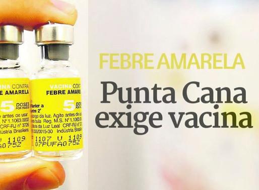 Vacina de Febre Amarela para Punta Cana - Precisa ou não?