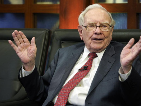 Berkshire Hathaway Reports Q3 2020 Earnings