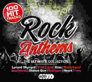 Ultimate Rock Anthems, BRS special on Crossfire Radio