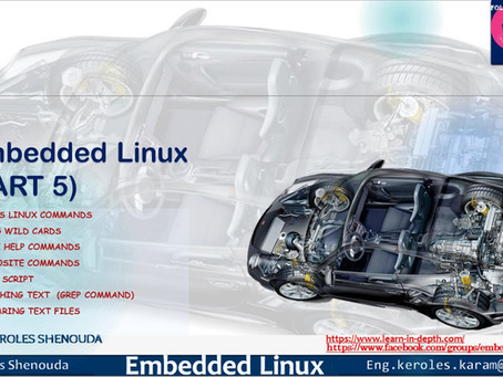 Embedded Linux (PART 5)