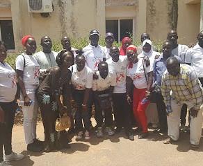 The Gambia Volunteer List