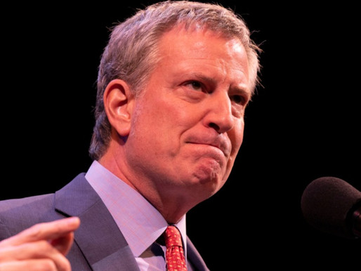 Mayor Bill De Blasio opens parks in rich neighborhoods while closing those in others