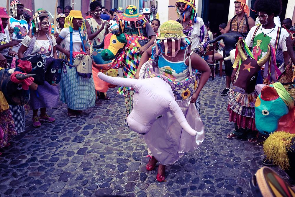 bahia brazil salvador carnival