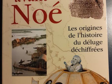 "Lecture : ""L'arche avant Noé"" de I. Finkel"