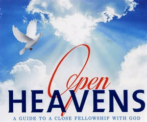 RCCG OPEN HEAVEN STUDY GUIDE