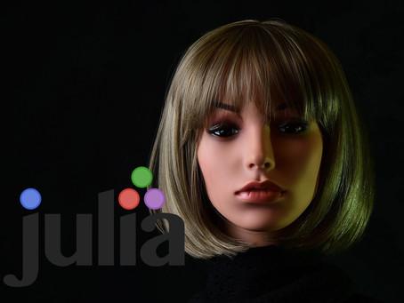 Hmm...Julia !!
